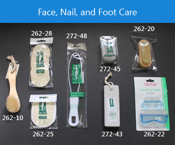 Face, Nail, and Foot Care